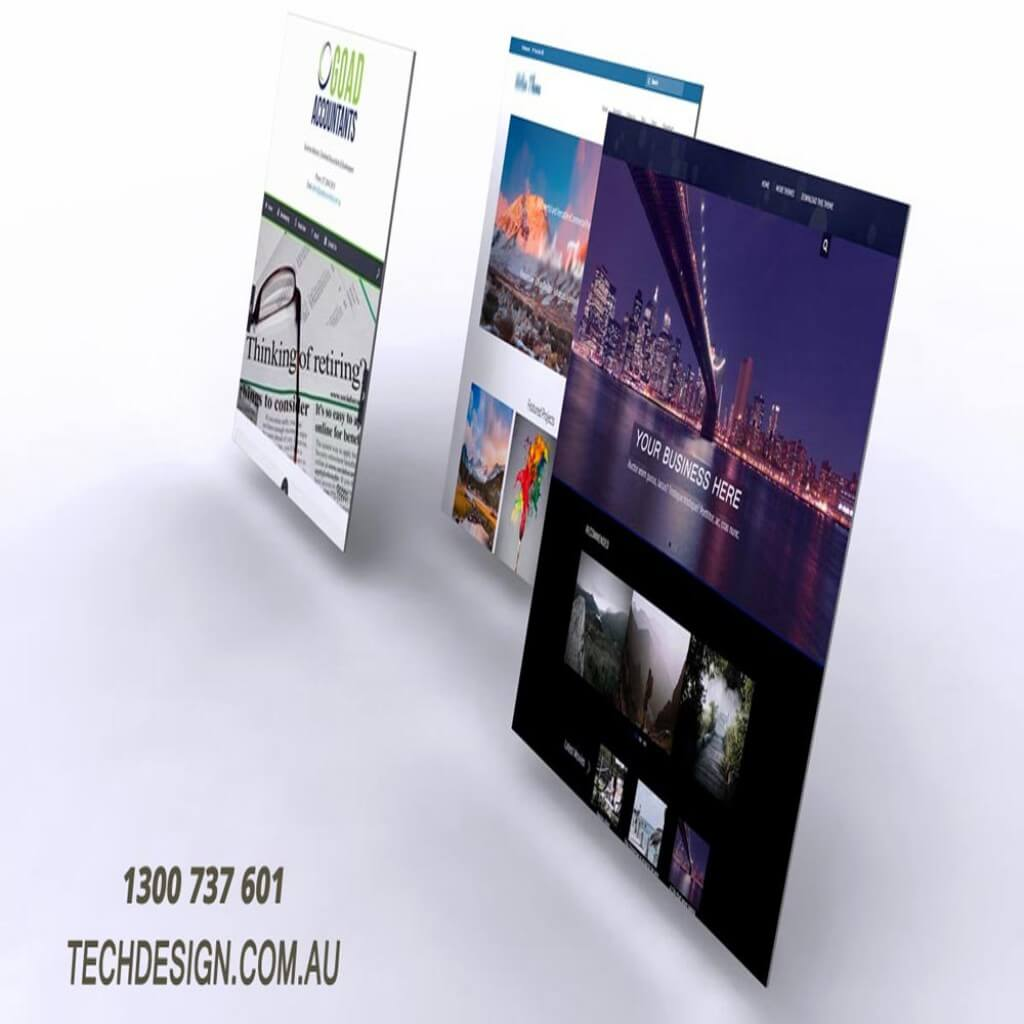 TechDesign Floating web designs