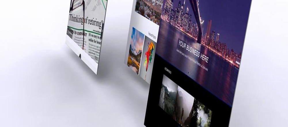 TechDesign Floating web designs