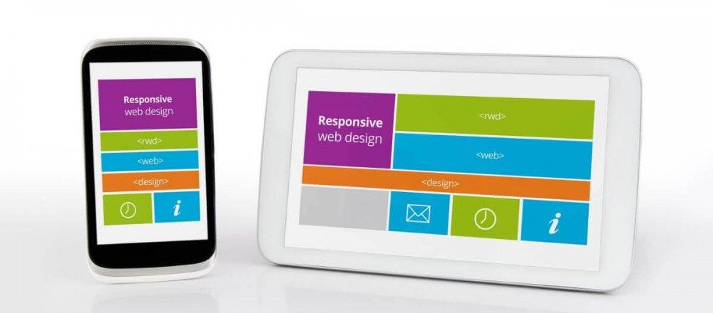 Mobile ready responsive design